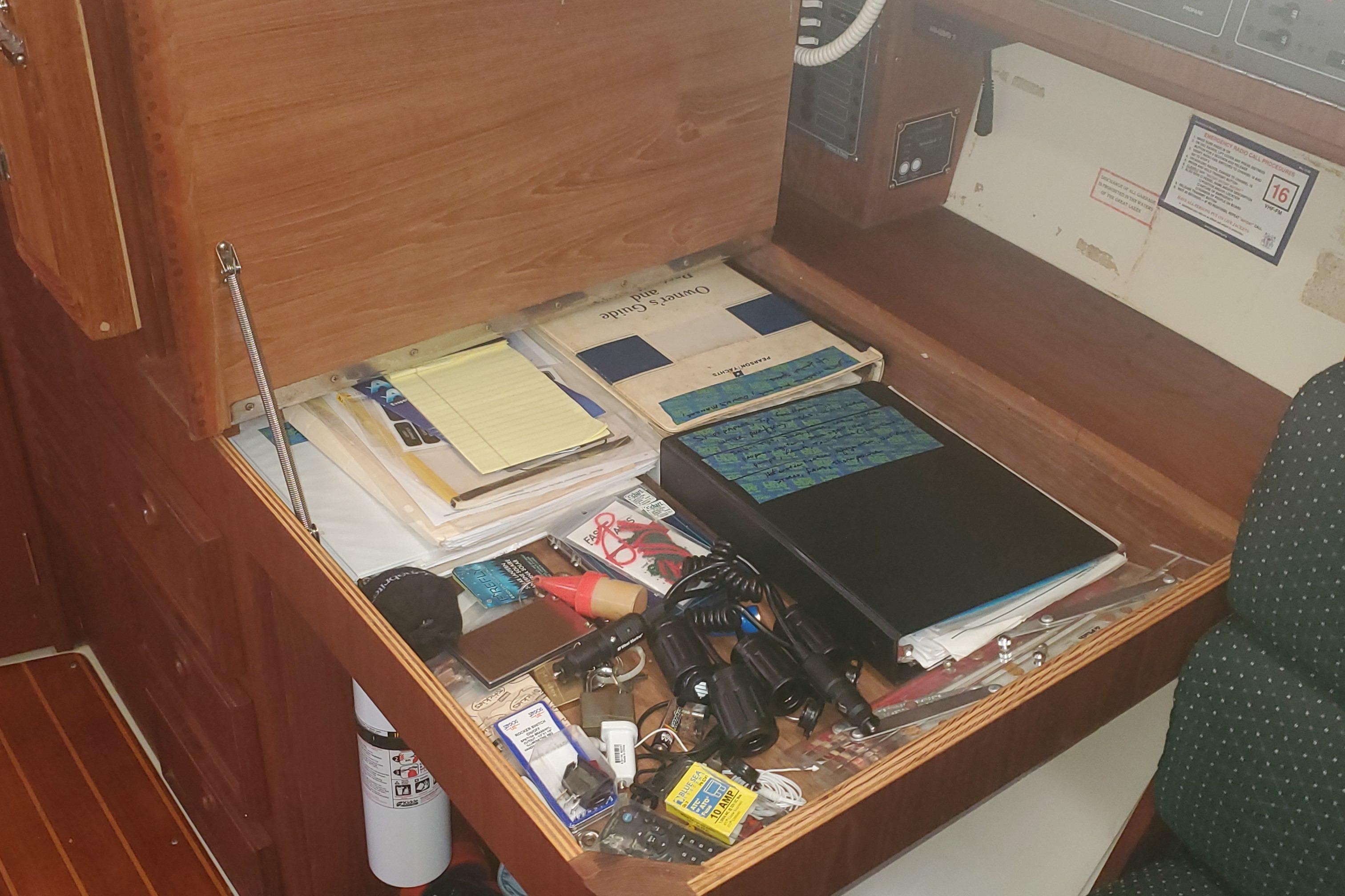 Nav Table Storage