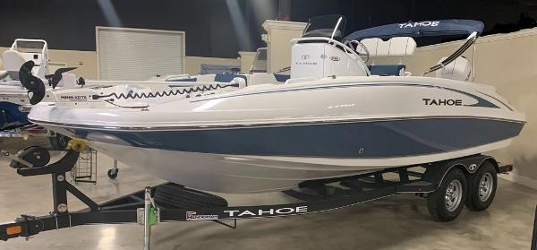 2021 Tahoe boat for sale, model of the boat is 2150 CC & Image # 1 of 5