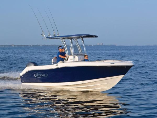 2021 Robalo boat for sale, model of the boat is R200 & Image # 1 of 1