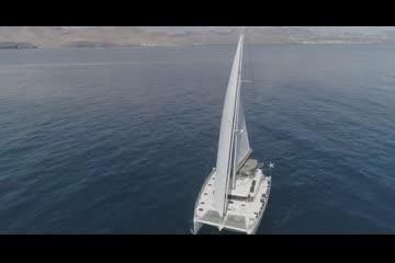 Lagoon 560 S2 video