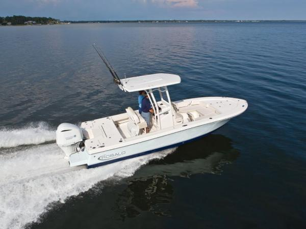 2021 ROBALO 246 CAYMAN for sale