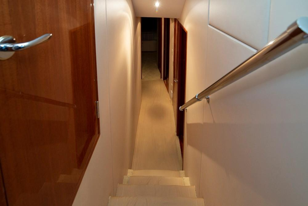 Companionway to Staterooms