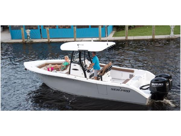 2021 Sea Pro boat for sale, model of the boat is 259 & Image # 2 of 3