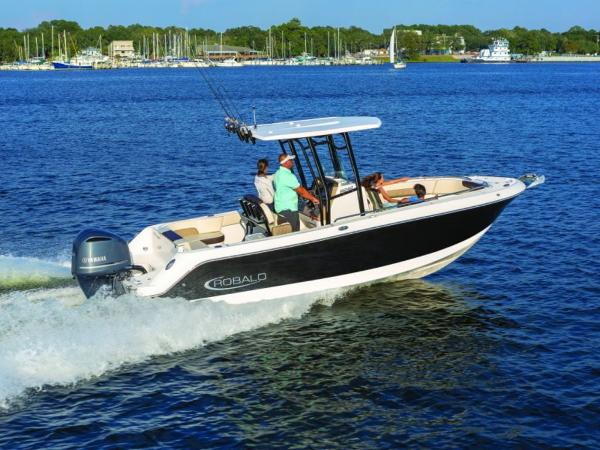 2021 Robalo boat for sale, model of the boat is R242EX & Image # 1 of 1