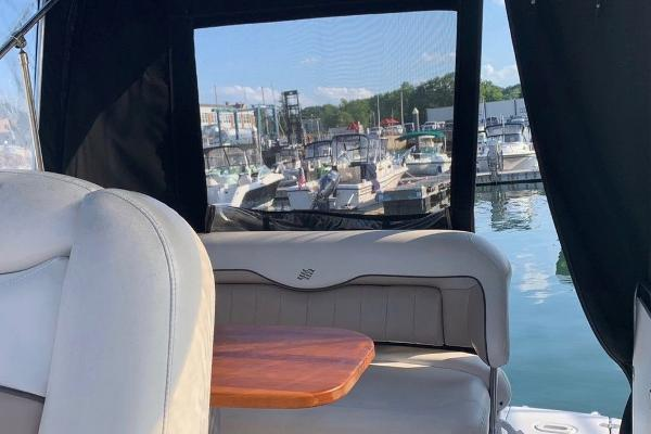 2005 Four Winns boat for sale, model of the boat is 258 Vista & Image # 4 of 8