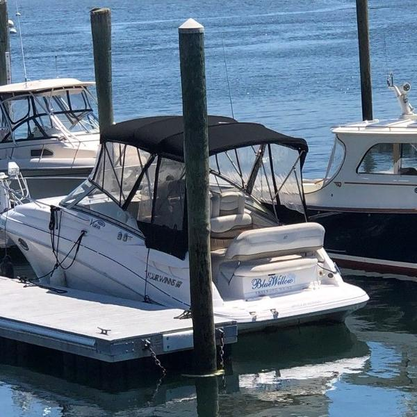 2005 Four Winns boat for sale, model of the boat is 258 Vista & Image # 8 of 8