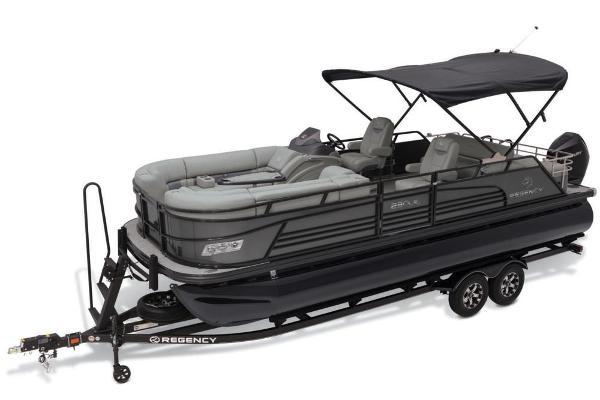 2019 Regency boat for sale, model of the boat is 230 LE3 Sport & Image # 8 of 15