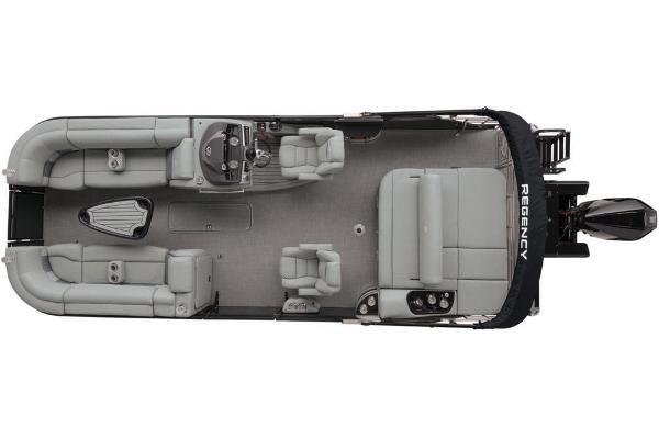 2019 Regency boat for sale, model of the boat is 230 LE3 Sport & Image # 12 of 15