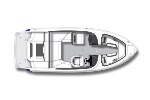 2021 Monterey boat for sale, model of the boat is 238 Super Sport & Image # 11 of 11