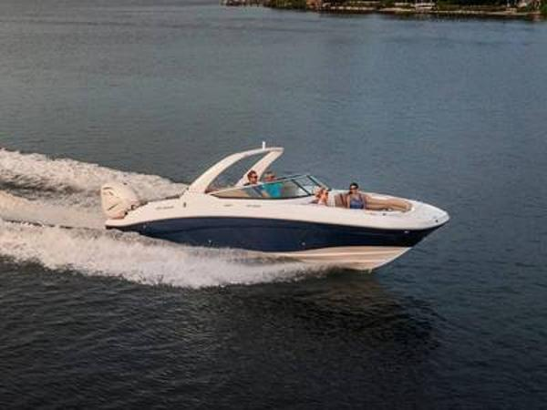 2021 Hurricane boat for sale, model of the boat is SunDeck 2690 OB & Image # 1 of 1