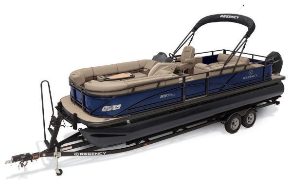 2019 Regency boat for sale, model of the boat is 250 DL3 & Image # 6 of 20