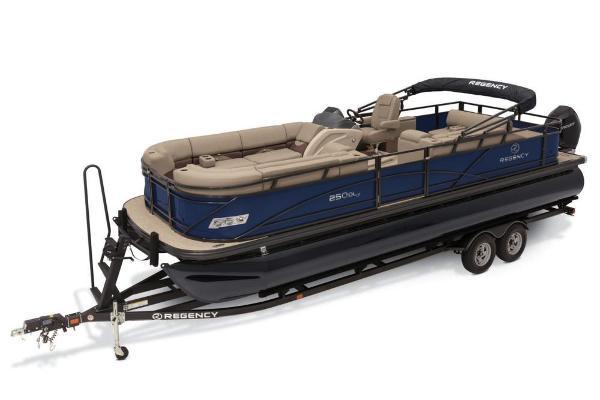2019 Regency boat for sale, model of the boat is 250 DL3 & Image # 13 of 20