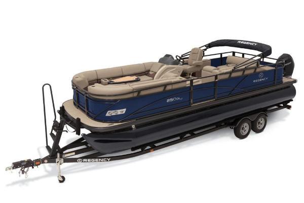 2019 Regency boat for sale, model of the boat is 250 DL3 & Image # 15 of 20