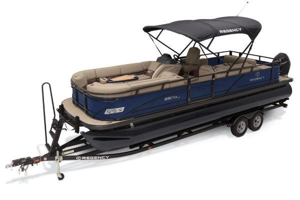 2019 Regency boat for sale, model of the boat is 250 DL3 & Image # 16 of 20