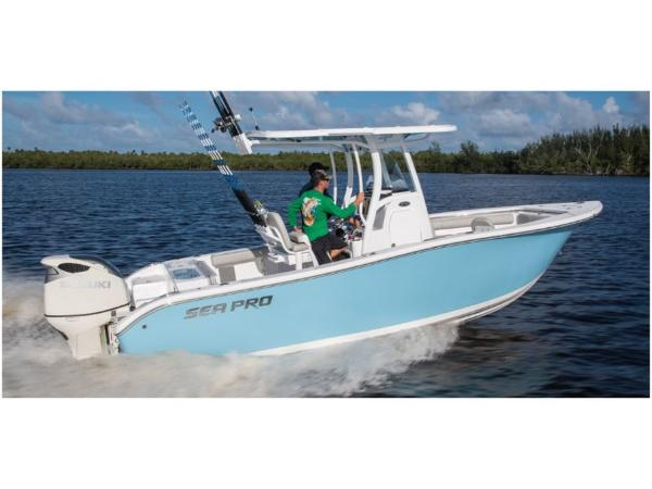 2021 Sea Pro boat for sale, model of the boat is 239 & Image # 11 of 12