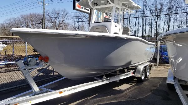 2021 Sea Pro boat for sale, model of the boat is 239 & Image # 1 of 12