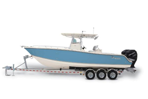 2019 Mako boat for sale, model of the boat is 284 CC & Image # 9 of 77
