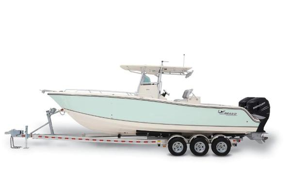 2019 Mako boat for sale, model of the boat is 284 CC & Image # 14 of 77
