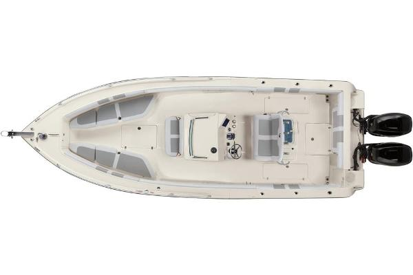 2019 Mako boat for sale, model of the boat is 284 CC & Image # 4 of 77