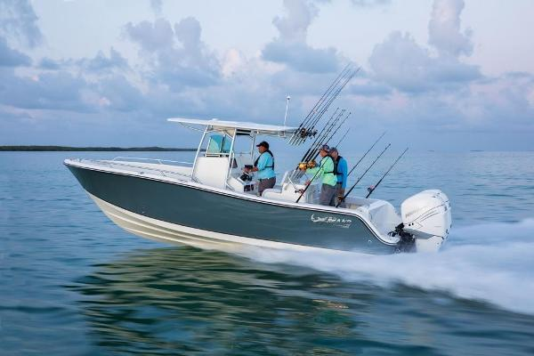 2019 Mako boat for sale, model of the boat is 284 CC & Image # 66 of 77