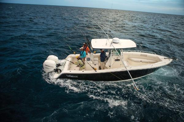 2019 Mako boat for sale, model of the boat is 284 CC & Image # 74 of 77