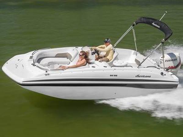 2021 Hurricane boat for sale, model of the boat is SunDeck Sport 188 OB & Image # 1 of 1