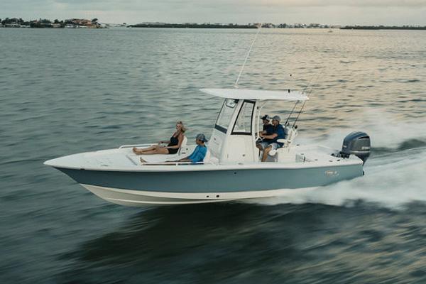 2022 Sea Hunt BX 25 FS