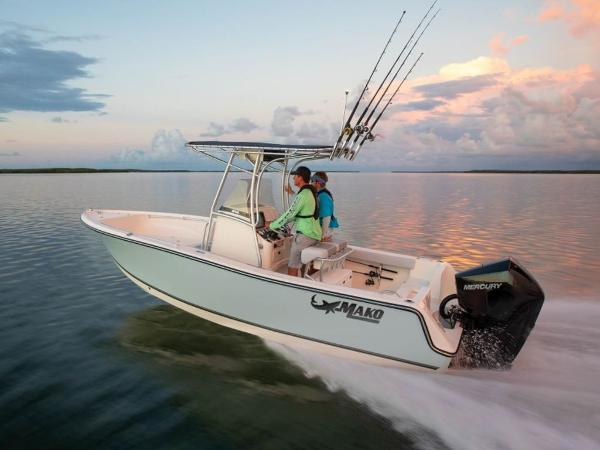 2021 Mako boat for sale, model of the boat is 214 CC & Image # 1 of 1