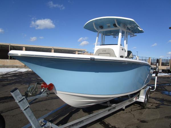 2021 Sea Pro boat for sale, model of the boat is 239 DLX & Image # 4 of 44
