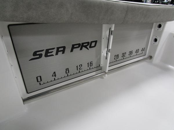 2021 Sea Pro boat for sale, model of the boat is 239 DLX & Image # 41 of 44