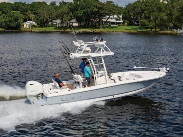 2021 Robalo boat for sale, model of the boat is 246 Cayman SD & Image # 1 of 1
