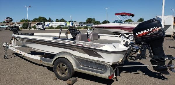 1997 Ranger Boats boat for sale, model of the boat is 481VS & Image # 1 of 4