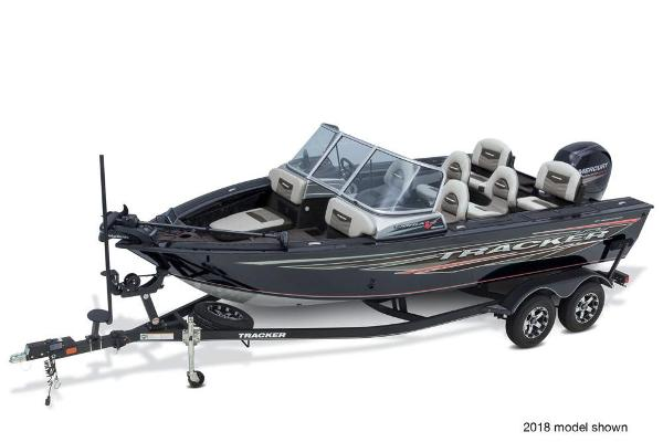 2019 Tracker Boats boat for sale, model of the boat is Targa V-19 Combo Tournament Edition & Image # 1 of 10