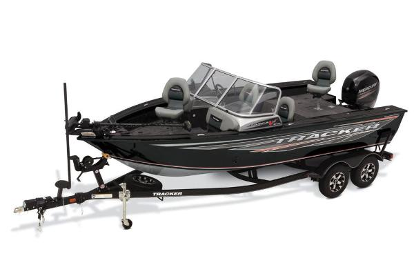 2019 Tracker Boats boat for sale, model of the boat is Targa V-19 Combo Tournament Edition & Image # 3 of 10