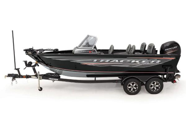 2019 Tracker Boats boat for sale, model of the boat is Targa V-19 Combo Tournament Edition & Image # 4 of 10
