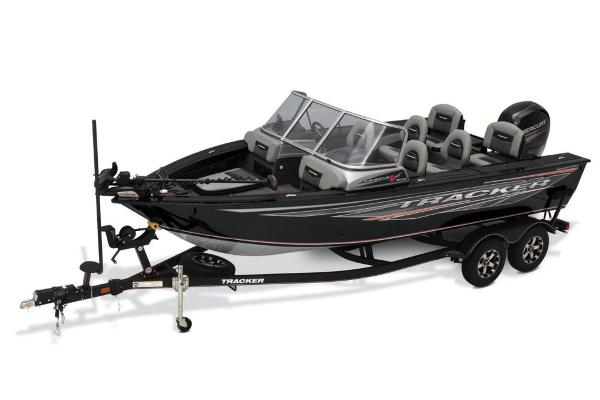 2019 Tracker Boats boat for sale, model of the boat is Targa V-19 Combo Tournament Edition & Image # 5 of 10