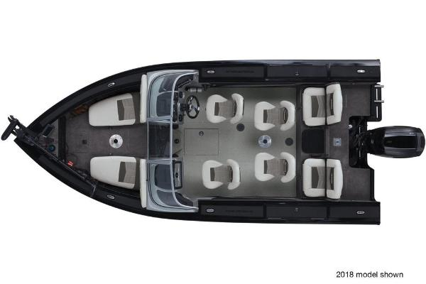 2019 Tracker Boats boat for sale, model of the boat is Targa V-19 Combo Tournament Edition & Image # 7 of 10