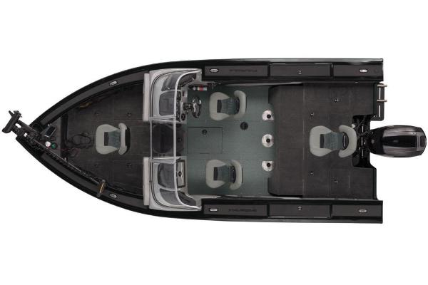 2019 Tracker Boats boat for sale, model of the boat is Targa V-19 Combo Tournament Edition & Image # 9 of 10