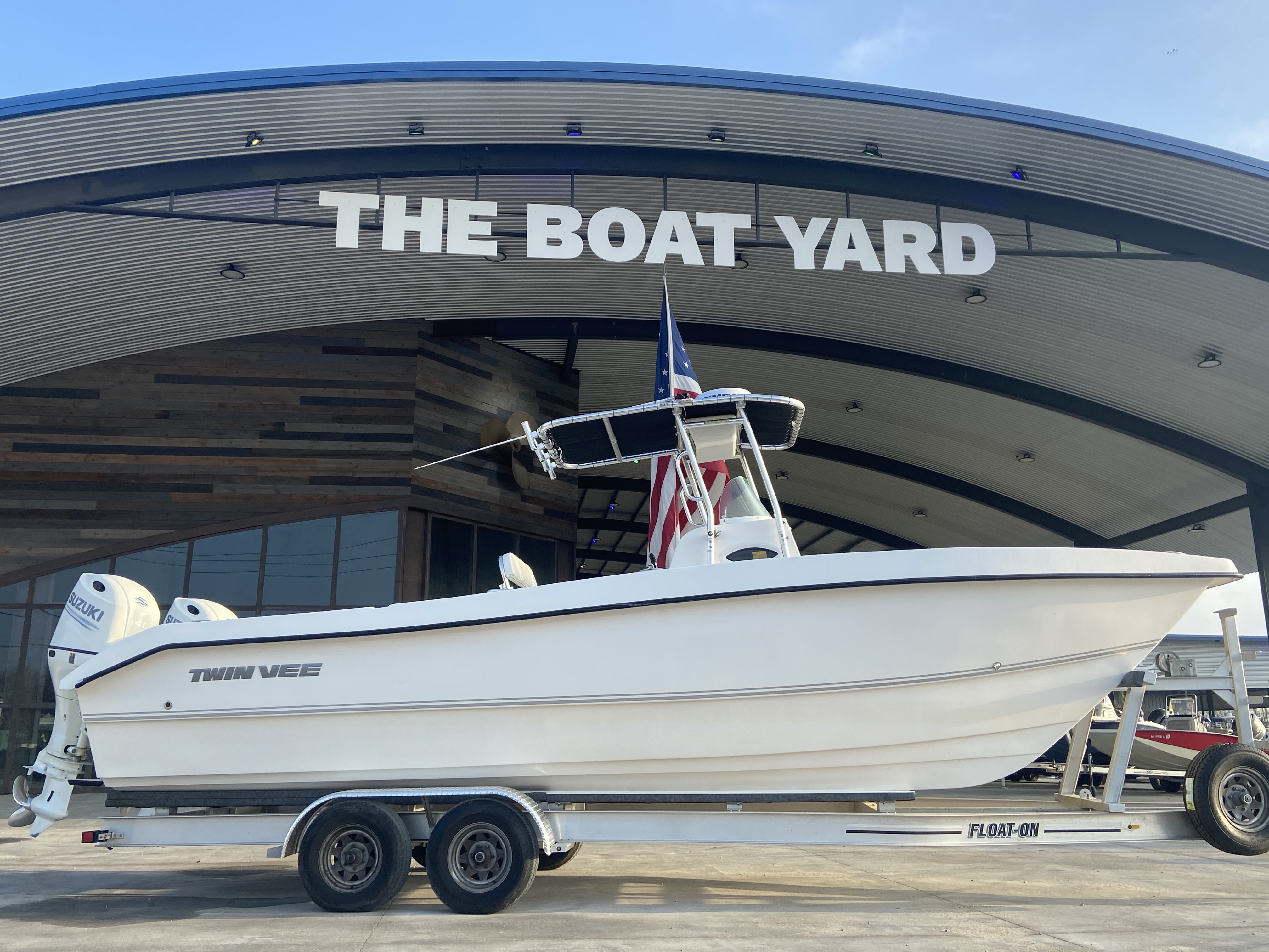 2020 Twin Vee boat for sale, model of the boat is 26 Pro & Image # 1 of 24