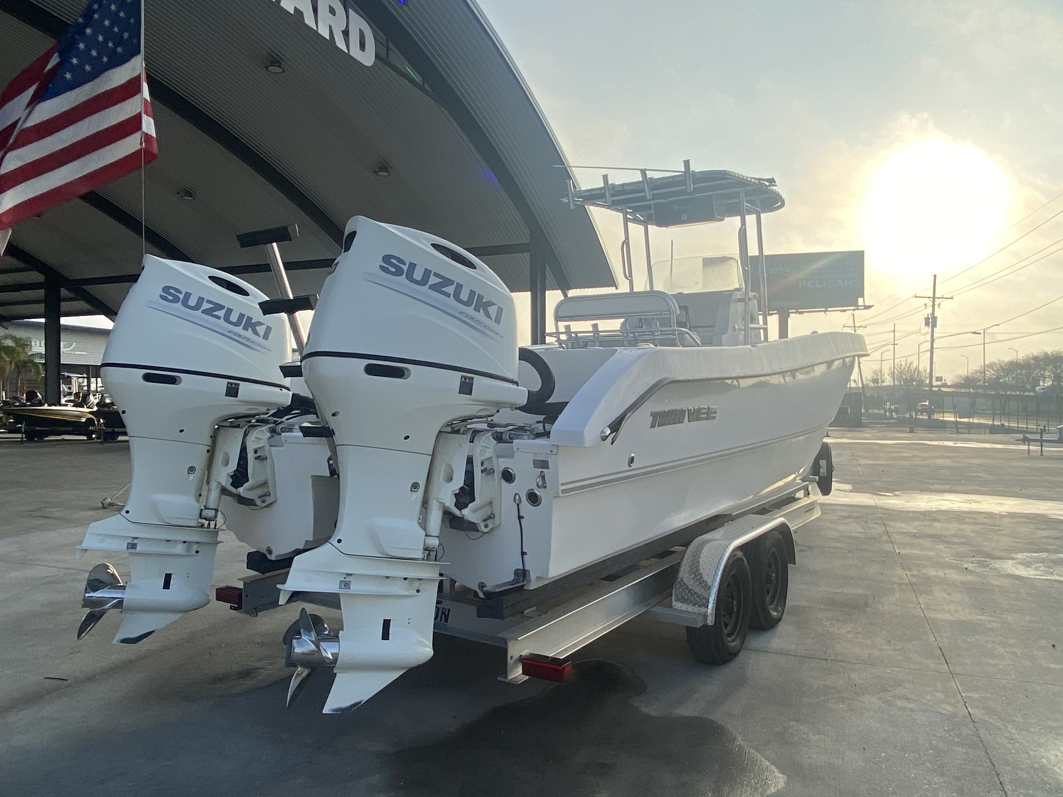 2020 Twin Vee boat for sale, model of the boat is 26 Pro & Image # 2 of 24