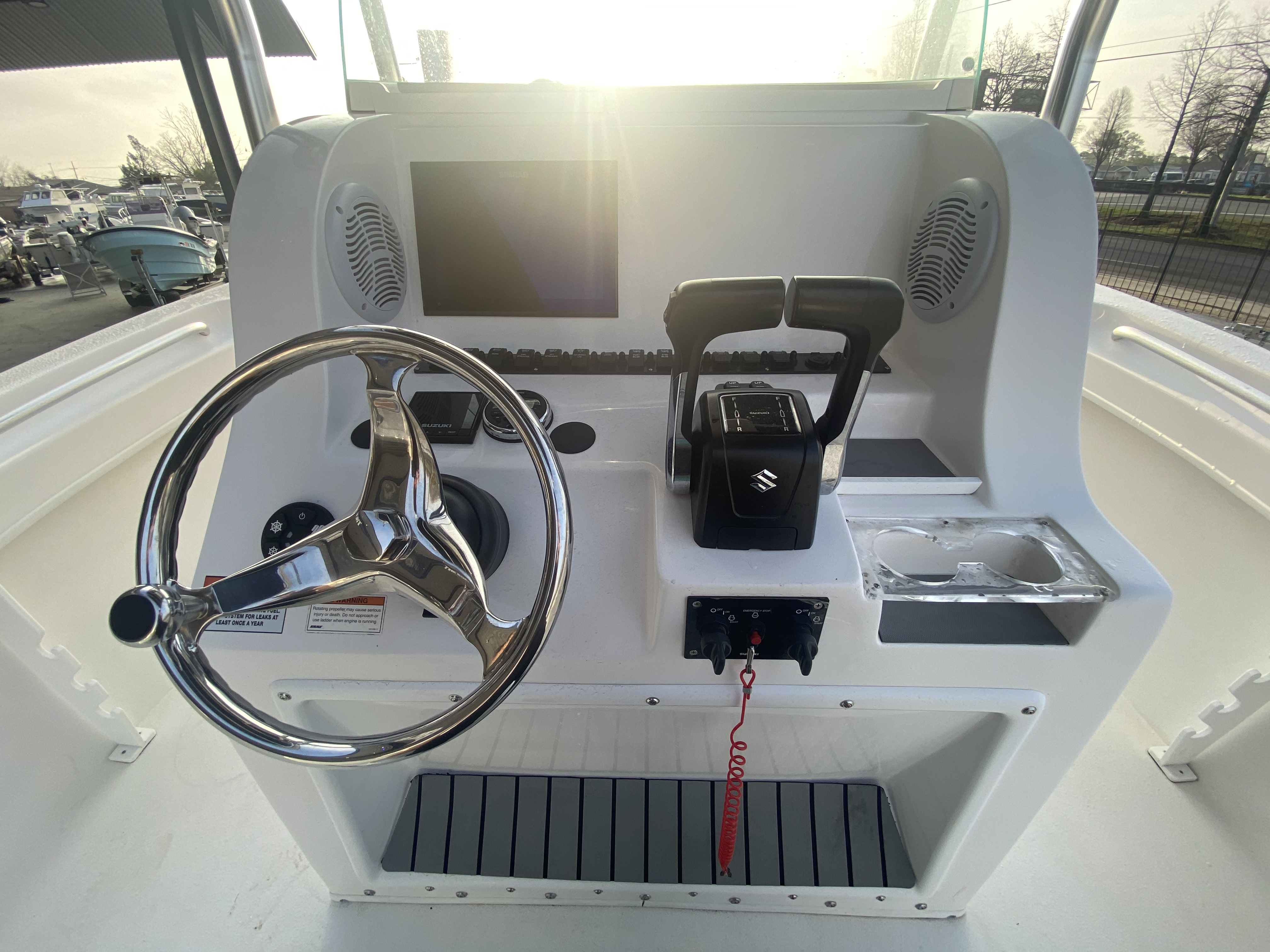 2020 Twin Vee boat for sale, model of the boat is 26 Pro & Image # 5 of 24
