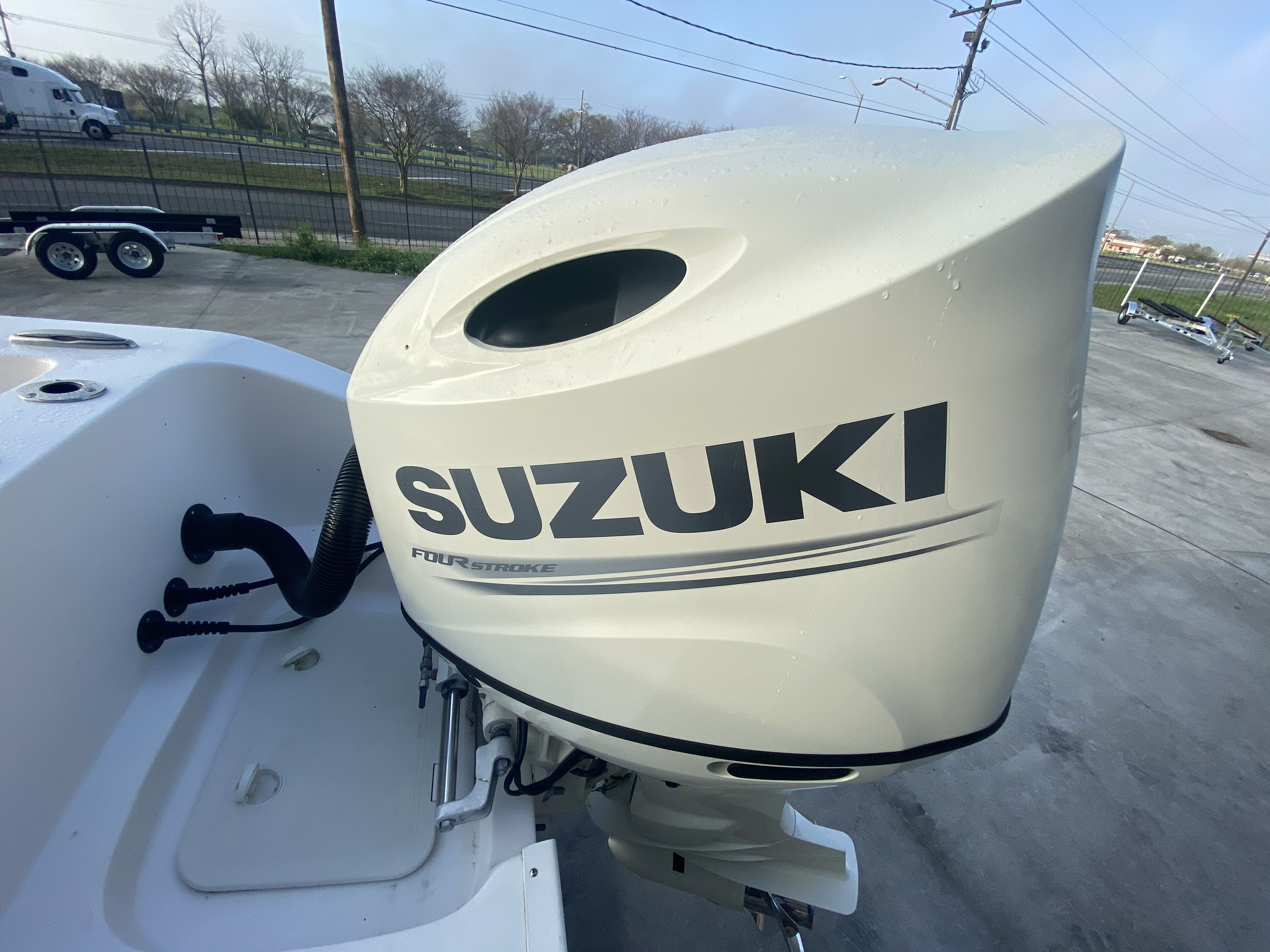 2020 Twin Vee boat for sale, model of the boat is 26 Pro & Image # 7 of 24