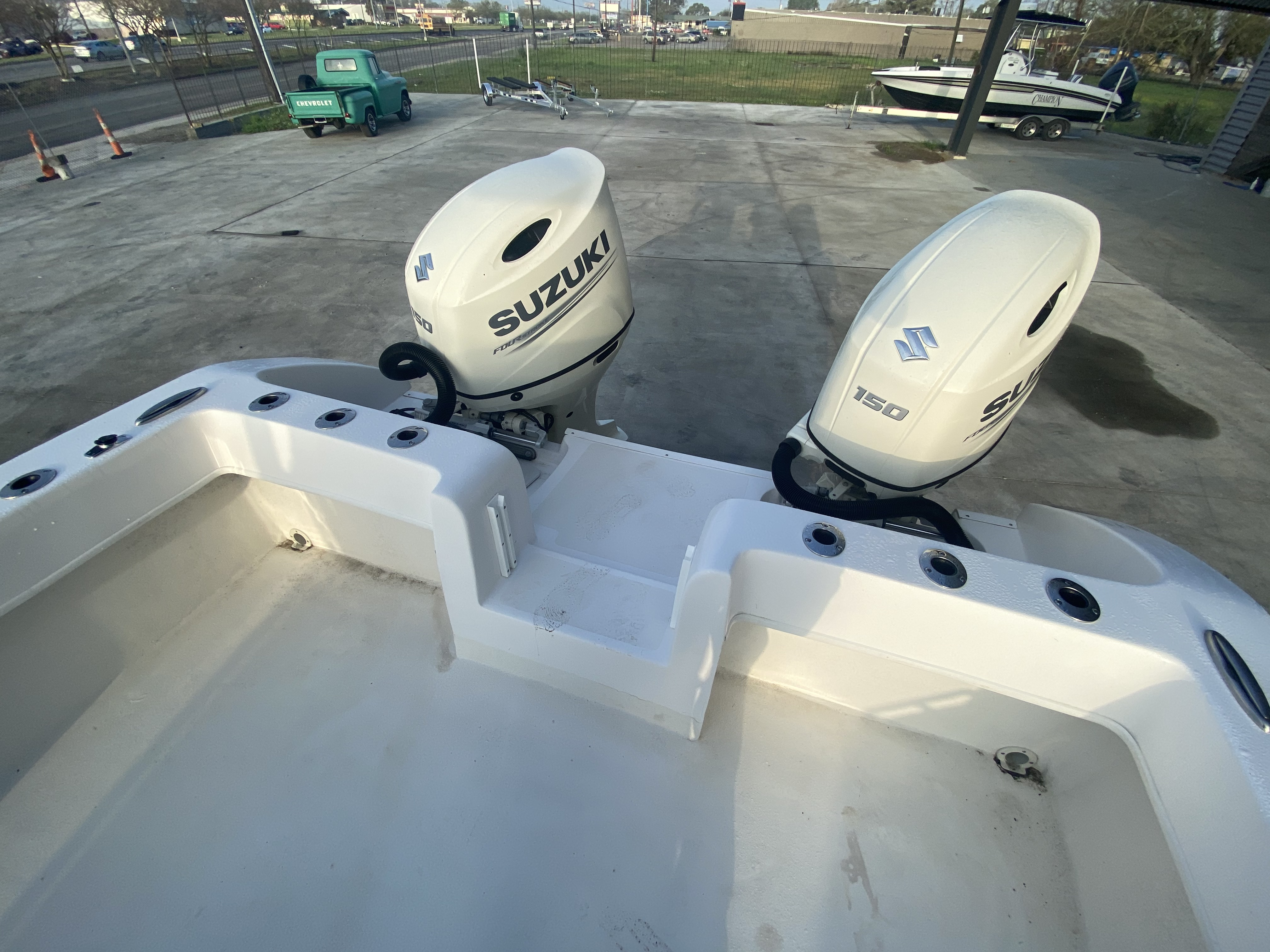 2020 Twin Vee boat for sale, model of the boat is 26 Pro & Image # 8 of 24