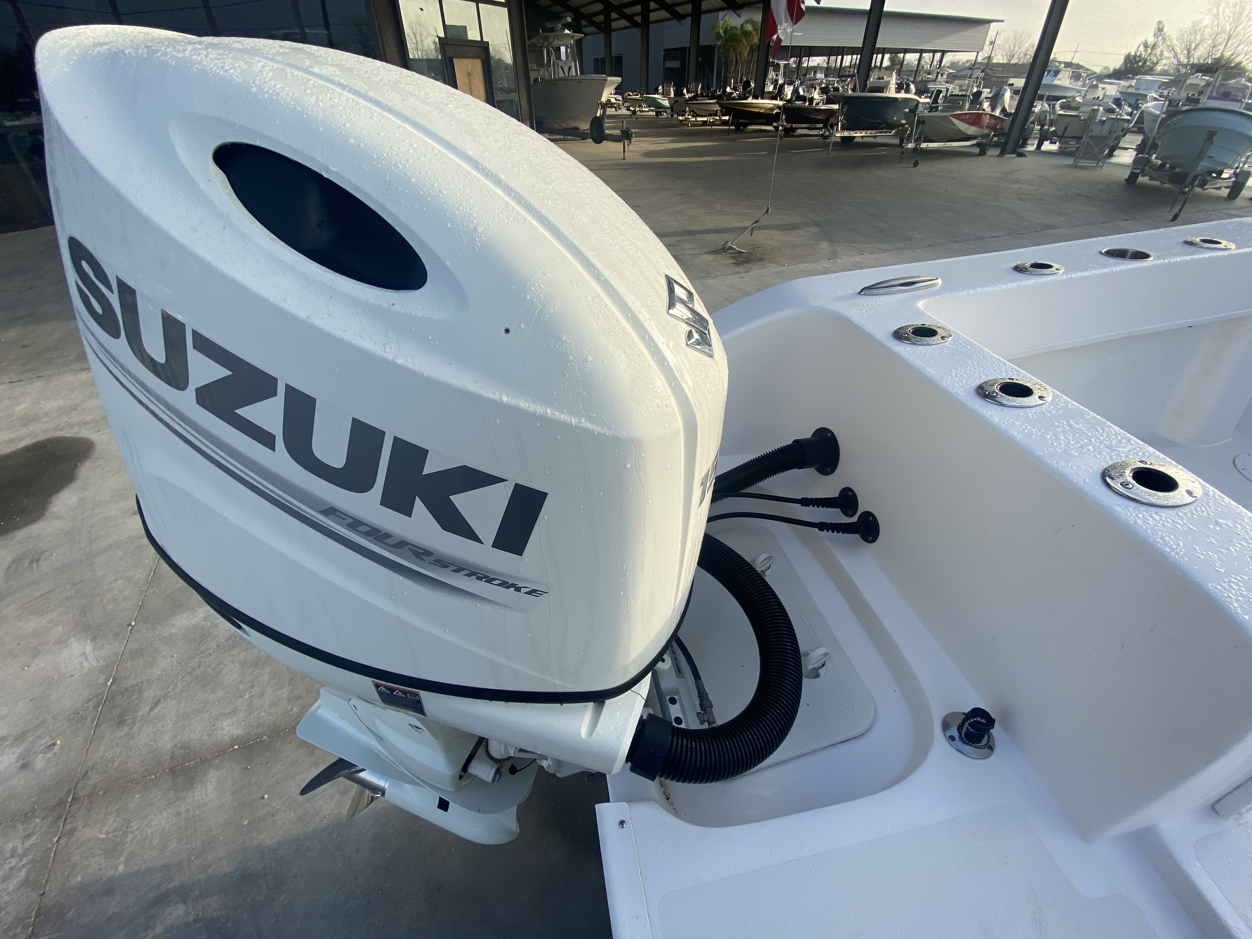 2020 Twin Vee boat for sale, model of the boat is 26 Pro & Image # 23 of 24
