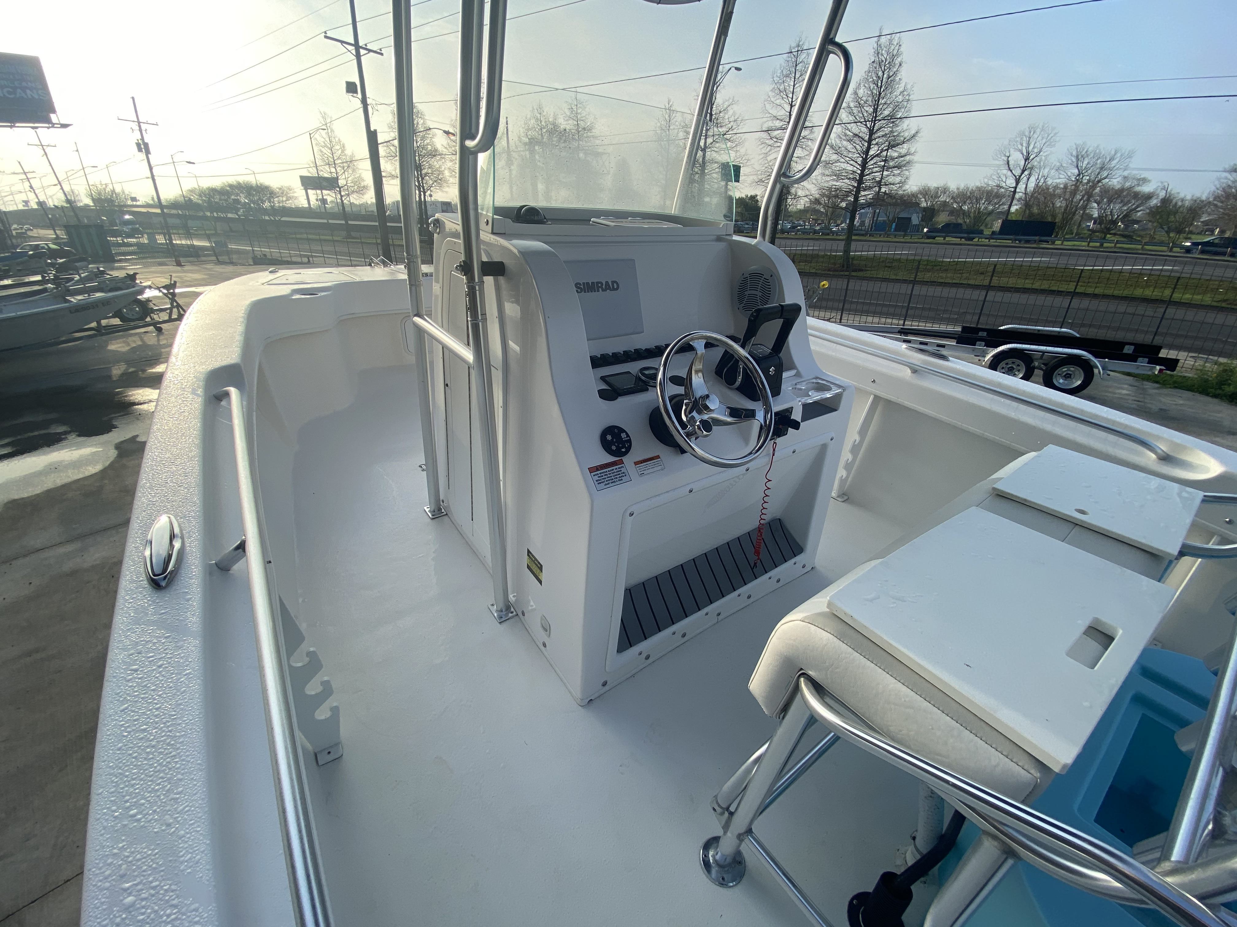 2020 Twin Vee boat for sale, model of the boat is 26 Pro & Image # 24 of 24