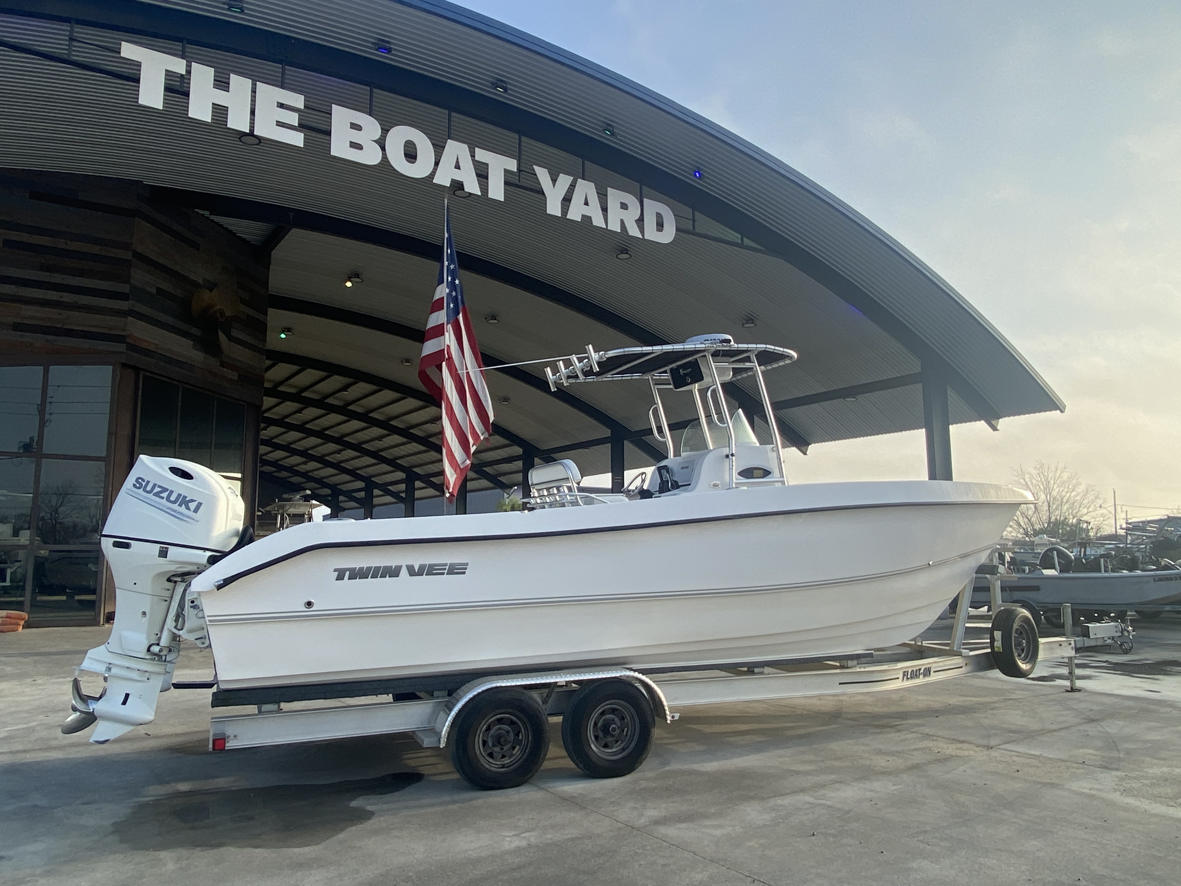 2020 Twin Vee boat for sale, model of the boat is 26 Pro & Image # 18 of 24