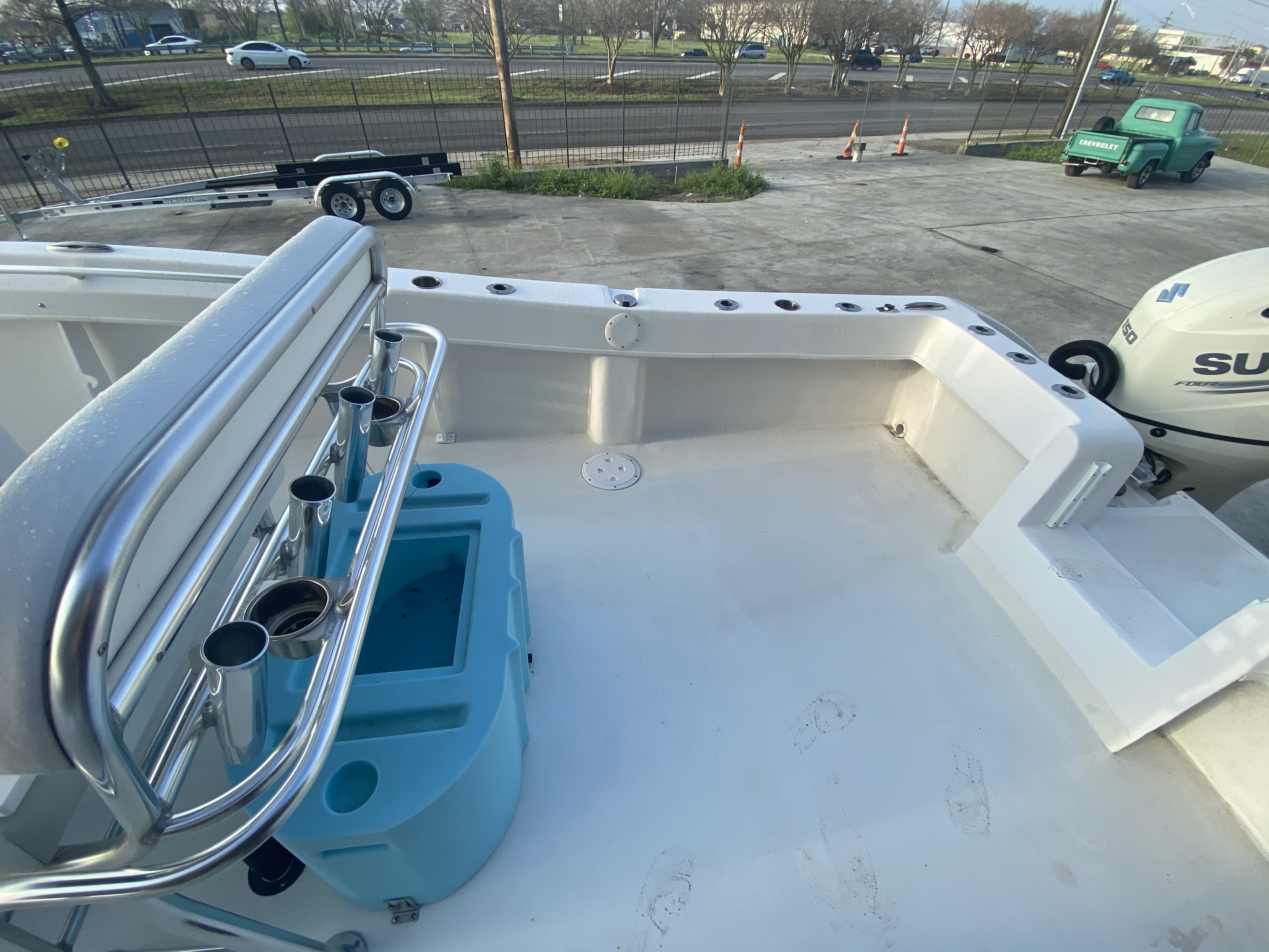 2020 Twin Vee boat for sale, model of the boat is 26 Pro & Image # 9 of 24