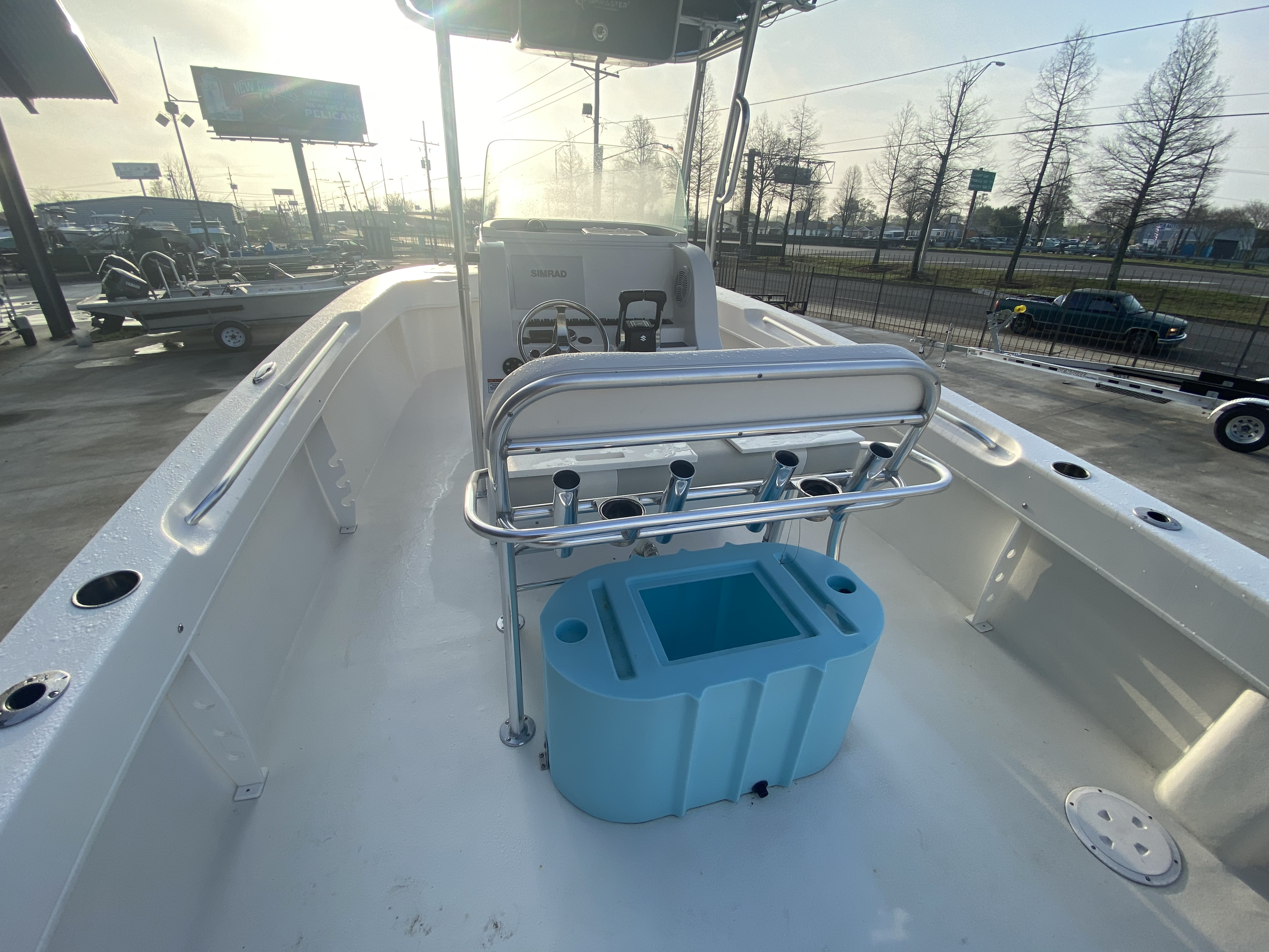 2020 Twin Vee boat for sale, model of the boat is 26 Pro & Image # 20 of 24