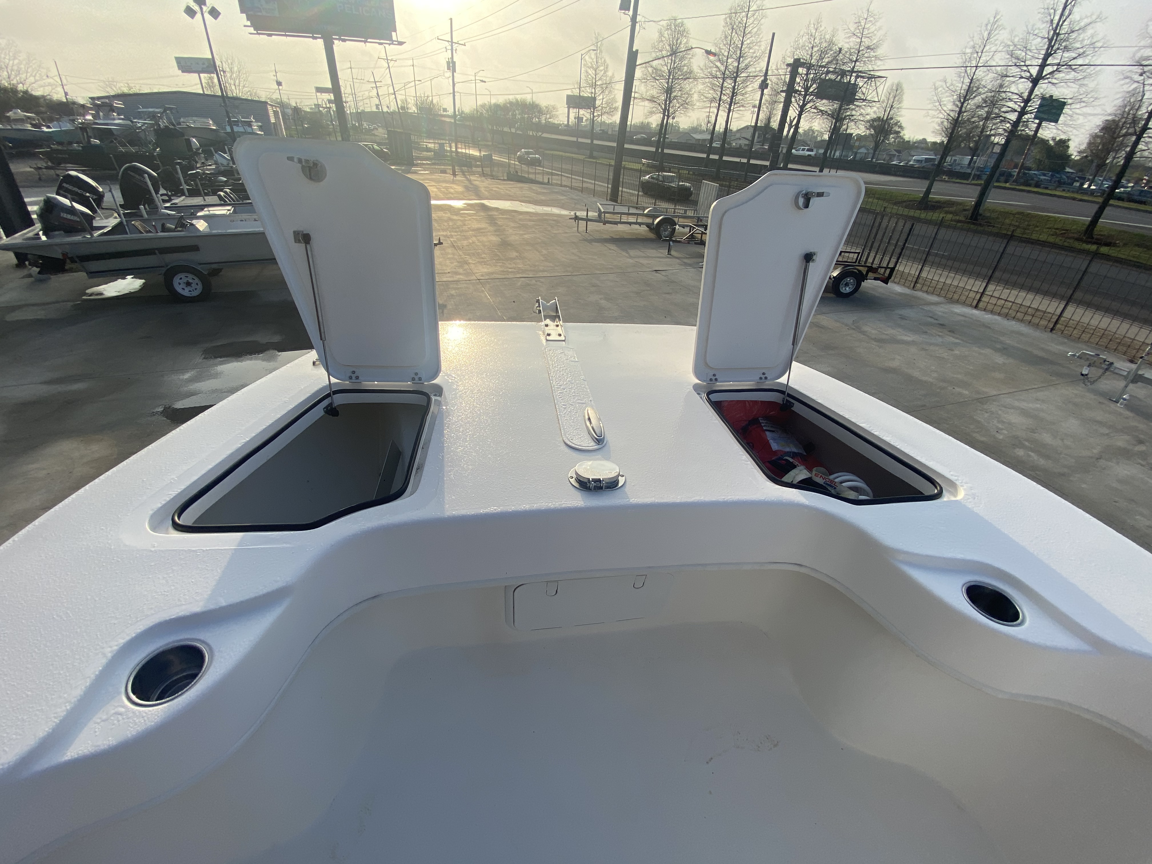 2020 Twin Vee boat for sale, model of the boat is 26 Pro & Image # 22 of 24