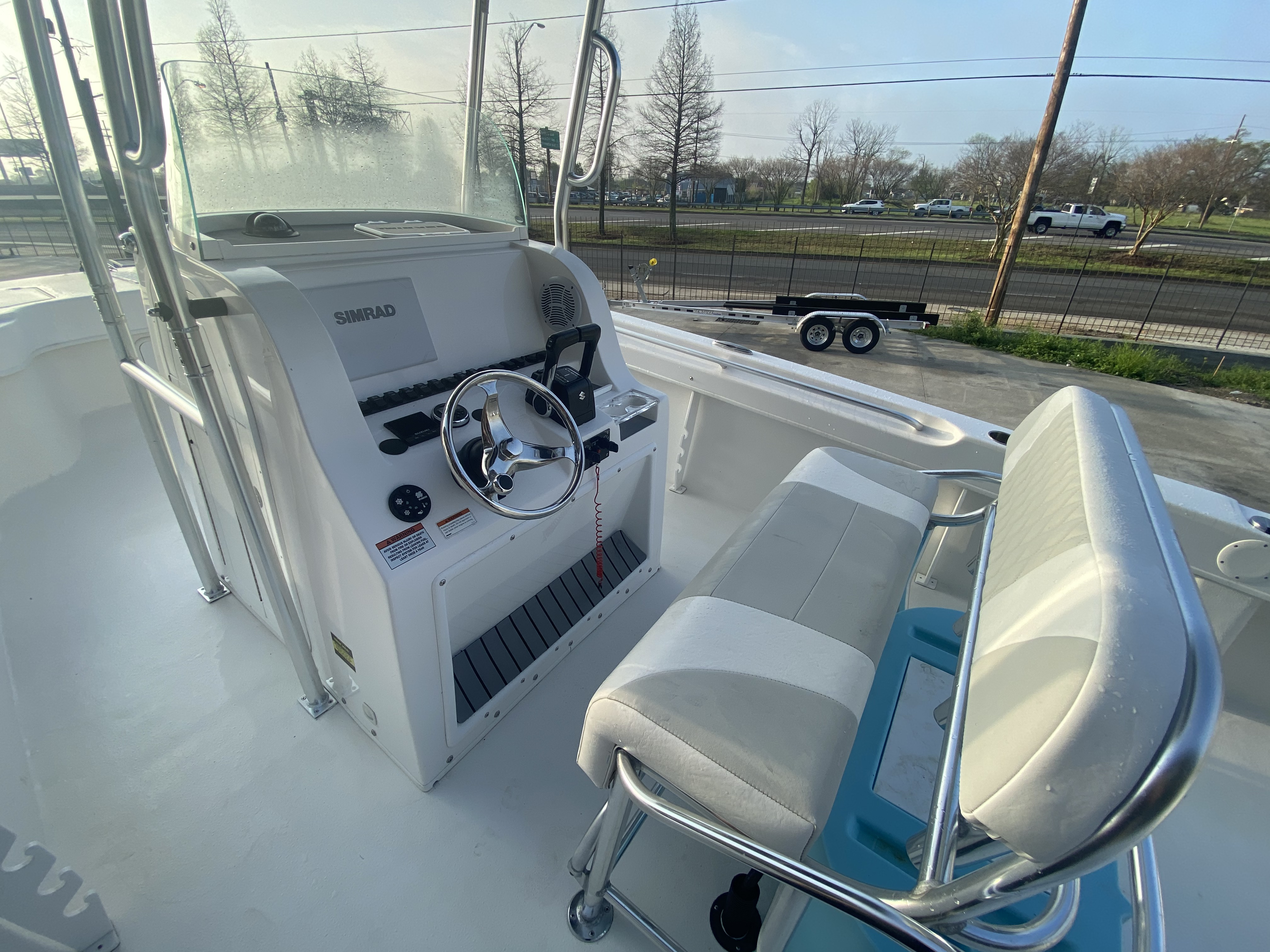 2020 Twin Vee boat for sale, model of the boat is 26 Pro & Image # 11 of 24